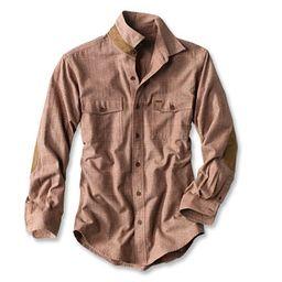 Fairbanks Brushed Herringbone Flannel Shirt | Orvis (US)