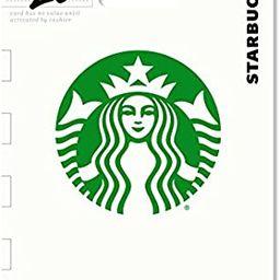 Starbucks Gift Card   Amazon (US)