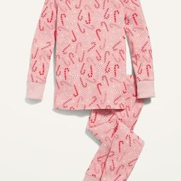 Unisex Holiday Graphic Pajama Set for Toddler & Baby   Old Navy (US)