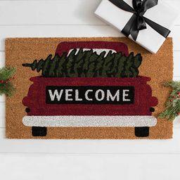 Truck Welcome Doormat | Kirkland's Home