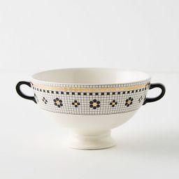 Bistro Tile Bowl | Anthropologie (US)
