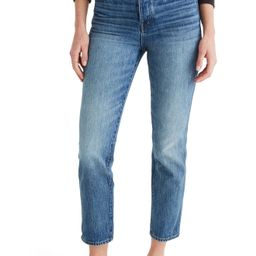 Madewell Rigid Stovepipe Jeans at Nordstrom Rack   Nordstrom Rack