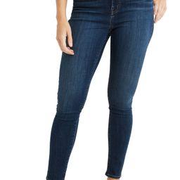 Women's Madewell Curvy High Waist Skinny Jeans: Tencel Denim Edition, Size 25 - Blue   Nordstrom