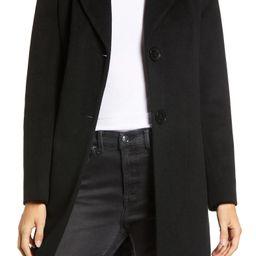 Wool Blend Coat | Nordstrom