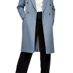Brooke Double Breasted Long Coat | Nordstrom