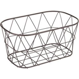 Better Homes & Gardens Small Bathroom Bronze Wire Storage Basket, 1 Each | Walmart (US)