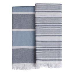 Better Homes & Gardens Fringe Towel, 2 Count | Walmart (US)