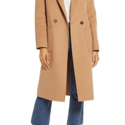 Double Face Wool Coat | Nordstrom