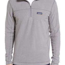 Micro D® Quarter-Zip Fleece Pullover | Nordstrom