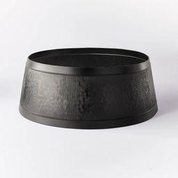 "29"" 2pc Tree Skirt Collar Black - Threshold™ designed with Studio McGee | Target"