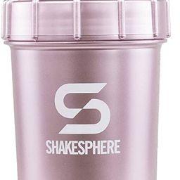 ShakeSphere Tumbler: Award Winning Protein Shaker Cup, 24oz ● Patented Capsule Shape Mixing ●... | Amazon (US)
