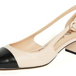 Sam Edelman Women's Leah Cutout Block Heel | Amazon (US)