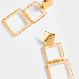 Saydie Square Chandelier Earrings | Francesca's Collections