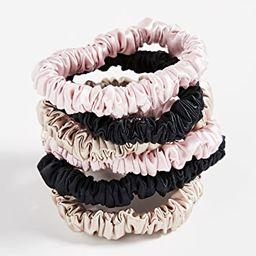 Silk Scrunchies 6 Pack   Shopbop