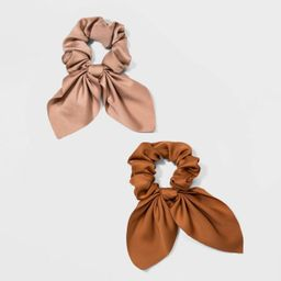 Satin Tail Twisters Hair Elastics - A New Day™ | Target