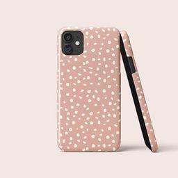 ARA POLKA DOTS Dusty Pink Phone Case  iPhone Case  Samsung | Etsy | Etsy (US)