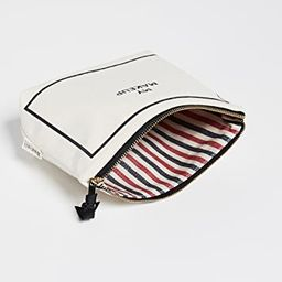 My Makeup Lined Travel Pouch | Shopbop