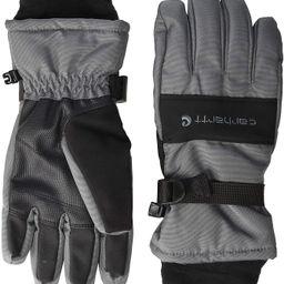 Carhartt Men's W.P. Waterproof Insulated Glove | Amazon (US)