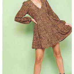 Dakota Leopard Dress | Indigo Closet