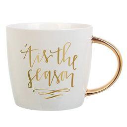 Tis the Season Mug, Fancy Christmas Mug, Christmas Phrase, Gift for Her | Etsy (US)