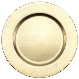 6 Count Gold Charger Set By Ashland® | Michaels Stores