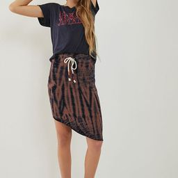 Sundry Lora Tie-Dye Mini Skirt   Anthropologie (US)