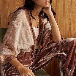Wendy Kimono Wrap Cardigan   Anthropologie (US)