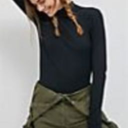 Indra Seamless Mock Neck Top   Anthropologie (US)