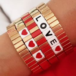 Mosaic Tile Bracelet | The Styled Collection