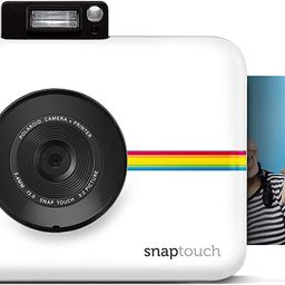 Zink Polaroid Snap Touch Portable Instant Print Digital Camera with LCD Touchscreen Display (Whit...   Amazon (US)