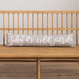 New!Baby It's Cold Outside Accent Pillow | Kirkland's Home