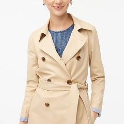 Classic trench coat | J.Crew Factory