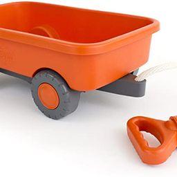 Green Toys Wagon Outdoor Toy Orange | Amazon (US)