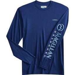 Magellan Outdoors Men's Casting Crew Long Sleeve Fishing Shirt   Academy Sports + Outdoor Affiliate