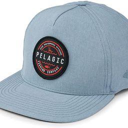 PELAGIC Deep Sea Snapback Hat   Amazon (US)