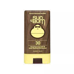 Sun Bum Sunscreen Face Stick - SPF 30 - 0.45oz   Target