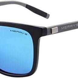 MERRY'S Unisex Polarized Aluminum Sunglasses Vintage Sun Glasses For Men/Women S8286   Amazon (US)