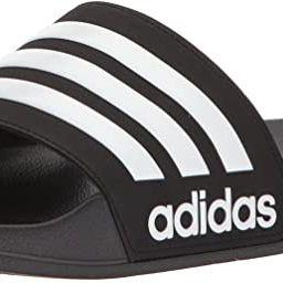 adidas Men's Adilette Shower Slides | Amazon (US)