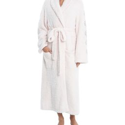 """Barefoot Dreams Women's Bath Robes Pink - CozyChic Inspiration Robe """"""""Live with Love"""""""" - Women 