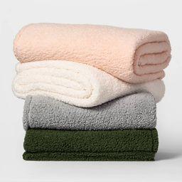 Sherpa Bed Blanket - Room Essentials™ | Target