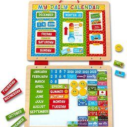 Melissa & Doug My First Daily Magnetic Calendar   Amazon (US)