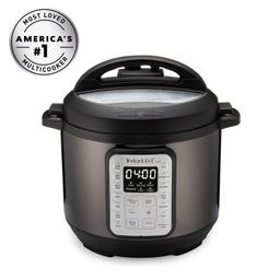 Instant Pot VIVA Black Stainless 6-Quart 9-in-1 Multi-Use Programmable Pressure Cooker, Slow Cook...   Walmart (US)