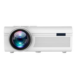 """RCA 480P LCD Home Theater Projector - Up To 150"""" RPJ136, White   Walmart (US)"""