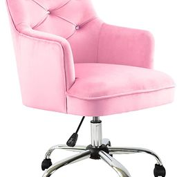 XIZZI Cute Desk Chair,Computer Chair, Adjustable Swivel Home Office Chair, Office Chair with Whee... | Amazon (US)