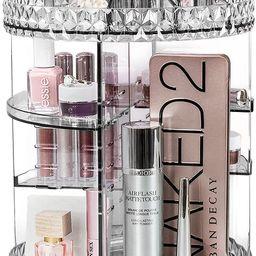 Sorbus Rotating Makeup Organizer, 360° Rotating Adjustable Carousel Storage for Cosmetics, Toile... | Amazon (US)