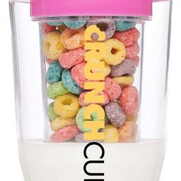 The CrunchCup® - A Portable Cereal Cup - No Spoon. No Bowl. It's Cereal On The Go. | Amazon (US)