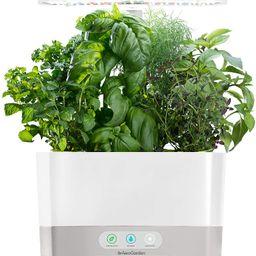 AeroGarden Harvest-White Indoor Hydroponic Garden | Amazon (US)