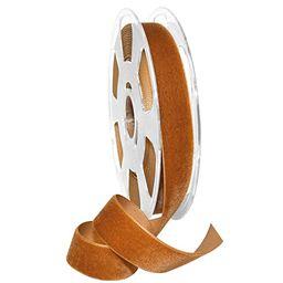 Morex Ribbon, Nylon, 7/8 inch by 11 Yards, Copper, Item 01225/10-447 Nylvalour Velvet Ribbon, 7/8... | Amazon (US)