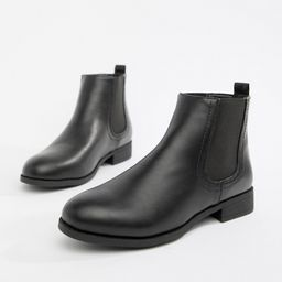 Park Lane Flat Chelsea Boots-Black | ASOS (Global)