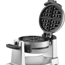 Cuisinart WAF-F20 Double Belgian Maker Waffle Iron, Silver | Amazon (US)